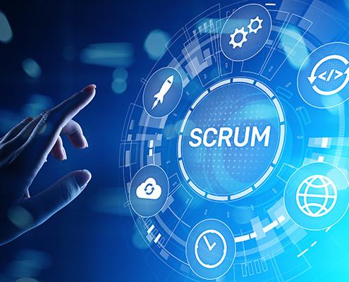 Projet Agile méthode Scrum, valeur et principe Scrum